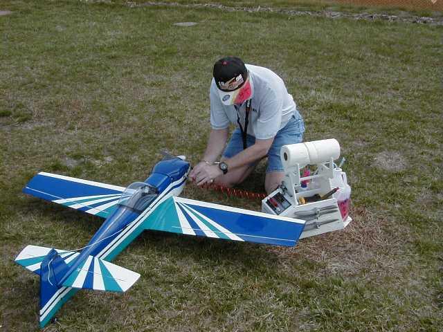 Bob\\'s Cap 232, flys as good as it looks.